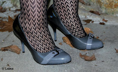 Zapatos grises