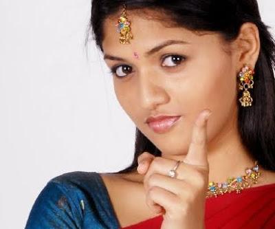 Sunaina in half saree cute photos 06