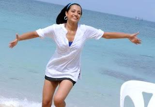 Trisha hot photos in movie khatta meetha 07