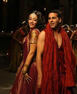 Trisha hot photos in movie khatta meetha 09
