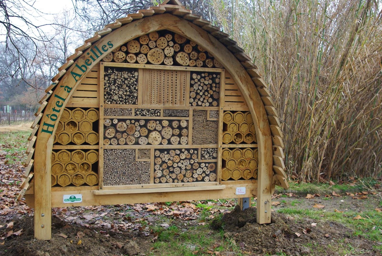 Flore en valois h tel abeilles au jardin des plantes for Au jardin guesthouse