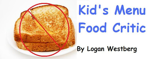 Kids Menu Food Critic