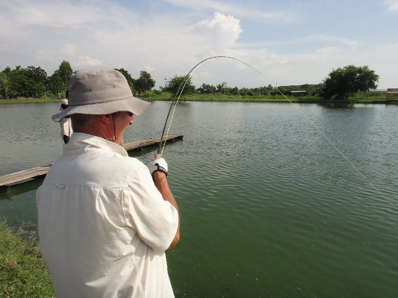 patbeesfishin: Thailand Fly fishing with BKKGUY ,October 2010 Part 2 photo's