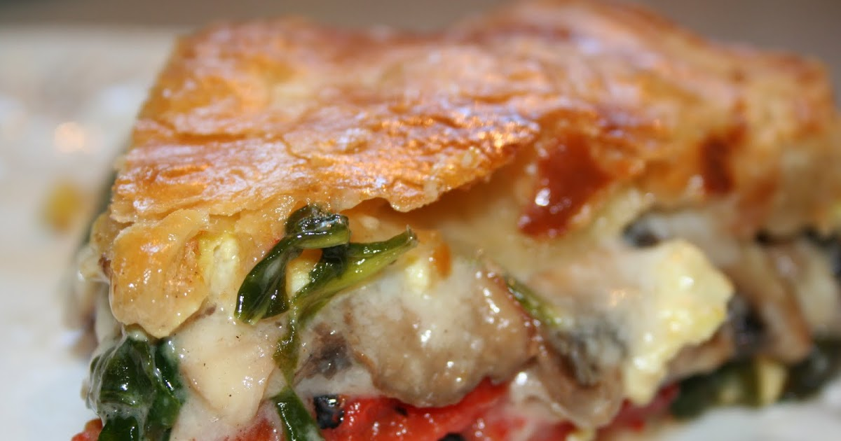 Pastry Heaven: Beautiful and Delicious Breakfast ~ Torta Rustica