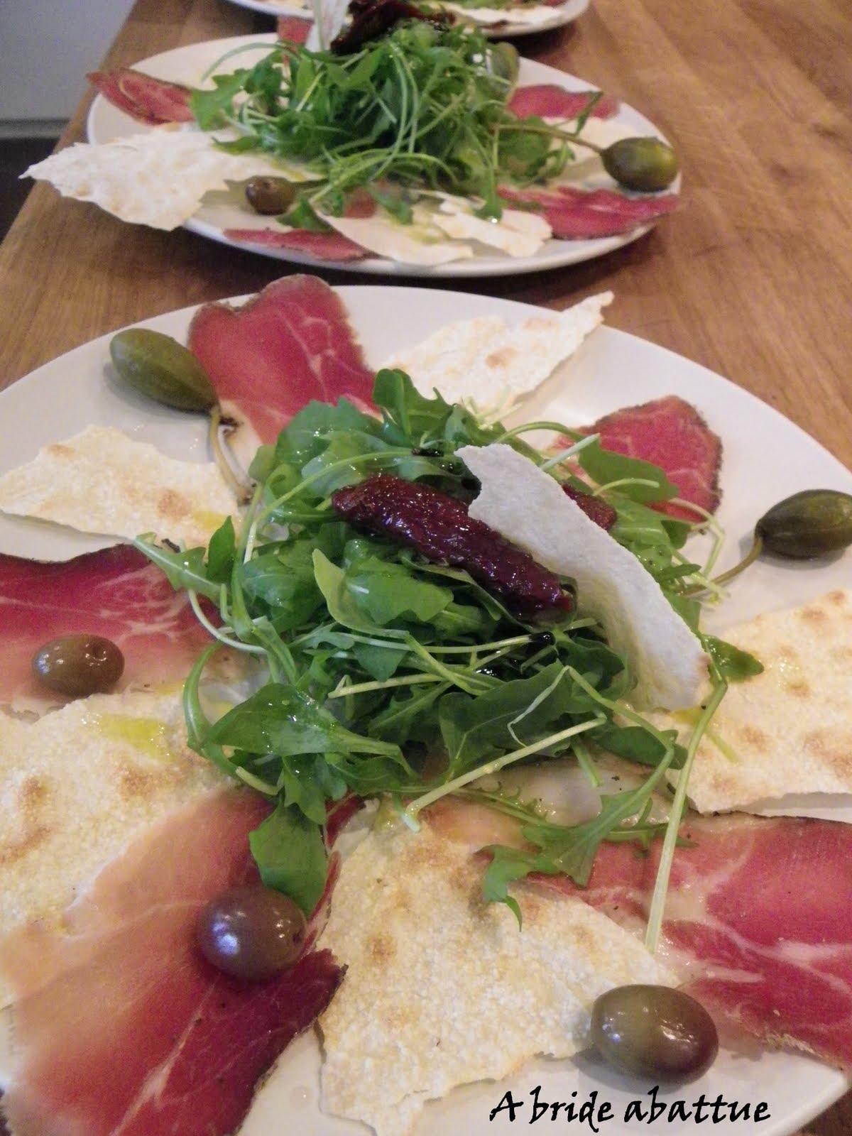 A bride abattue cours de cuisine italienne la cucina di - Cours de cuisine italienne ...