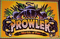 Prowler - Worlds of Fun Roller Coaster