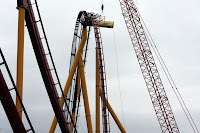 Diamondback - Construction - Kings Island