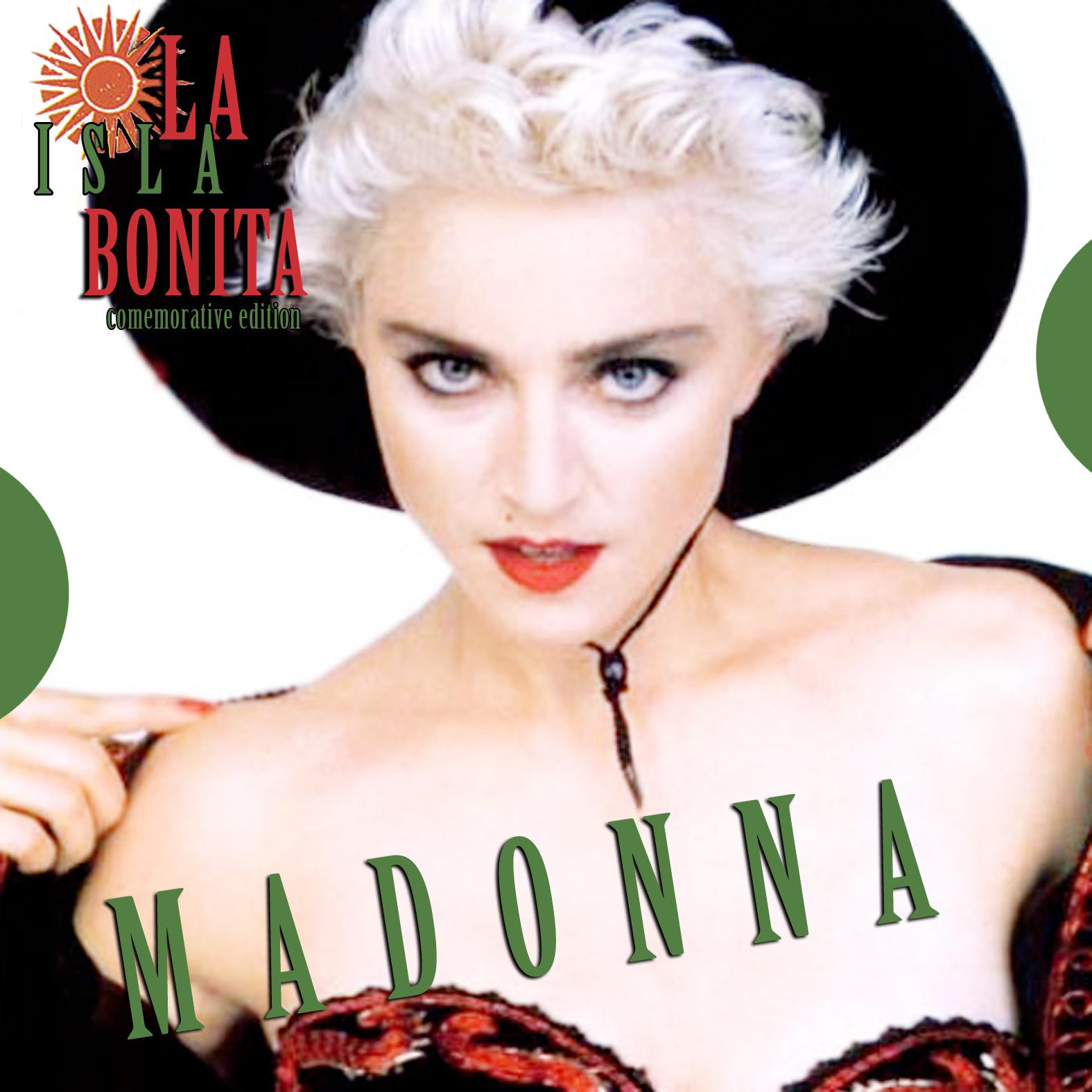 Madonna La Isla Bonita Extended Remix