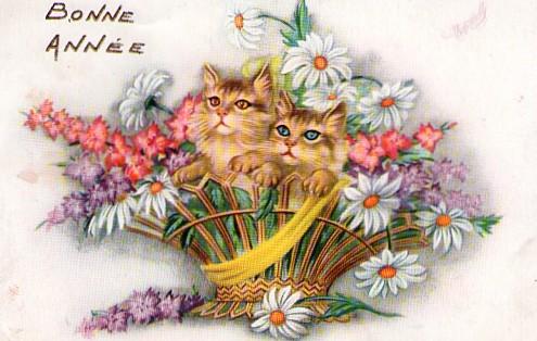 Cartes Postales Anciennes Carte Postale Ancienne Bonne Ann E