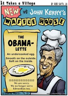 Cartoon by Rob Smith, Jr. It Takes a Village - Rob Smith, Jr. - 1/11/08