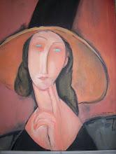 Homenaje a Modigliani