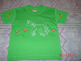 T-shirt (my pony)