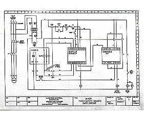 Electrical S le Drawings on electric main breaker panel
