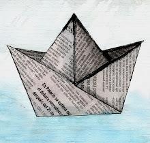 barquito de papel