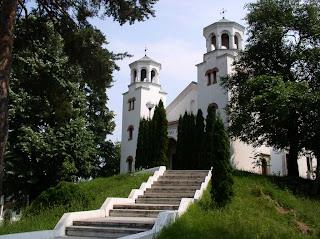 Храм на клисурския манастир