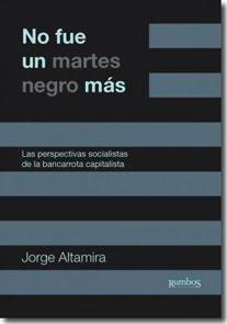 Un libro de Jorge altamira