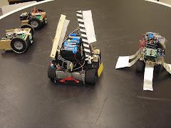 Robots del Colegio Vizcaya