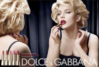 Scarlett Johansson para campaña Dolce&Gabbana