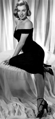 Marilyn reina indiscutible del estilo pin up