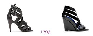 Lo más en marcas: Bimba y Lola: Sandalia 170€ y Cuña