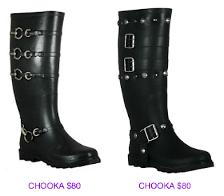 Botas Chooka rock & roll