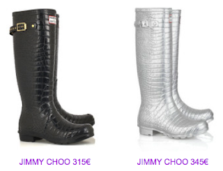 Botas Hunter by Jimmy Choo