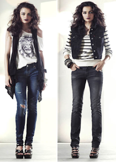 Looks casuales jeans Levi's 6 2010/2011