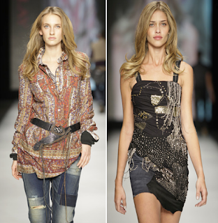 Looks desfile Replay 11 2010/2011