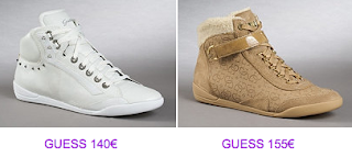 Sneakers Guess 2010/2011
