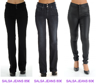Jeans Push In Salsa Jeans 2010/2011