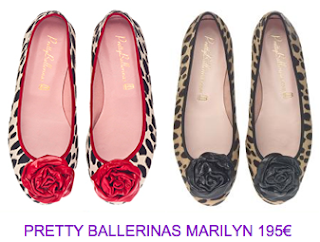 Pretty Ballerinas Marilyn 3 prit
