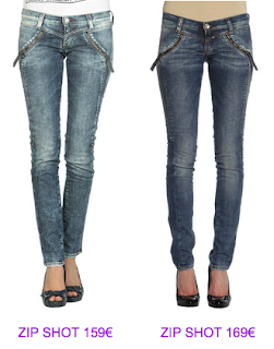 Jeans Zip Shot Miss Sixty 2010/2011