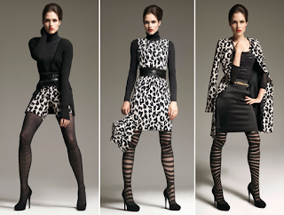 Looks print animal Wolford 4 2010/2011