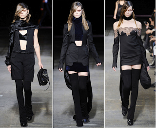 Looks góticos Alexander Wang 2 2010/2011