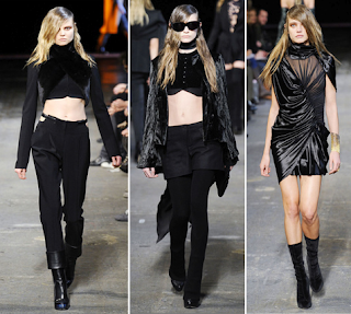Looks góticos Alexander Wang 3 2010/2011