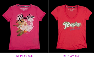 Replay camisetas7