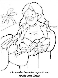 Jesus Bíblicos para crianças