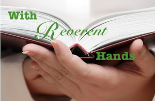With Reverent Hands