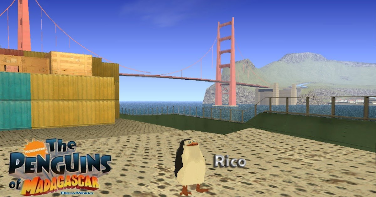 Rico The Penguins Of Madagascar Cuma Contoh