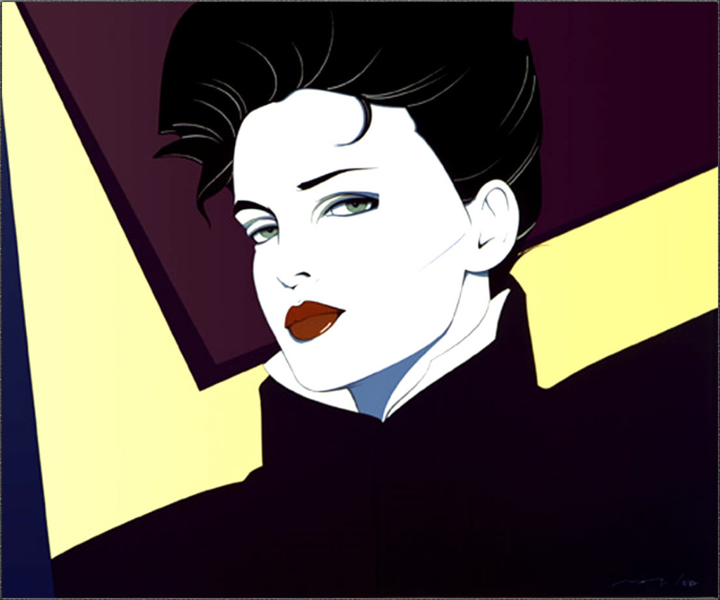Patrick Nagel On Pinterest Illustrations Acrylics And