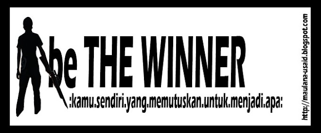 be THE WINNER