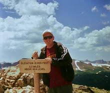 La Nacia Parko de la Rokaj Montoj en Kolorado
