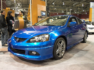 2010 Acura RSX A Spec Concept photo - 3