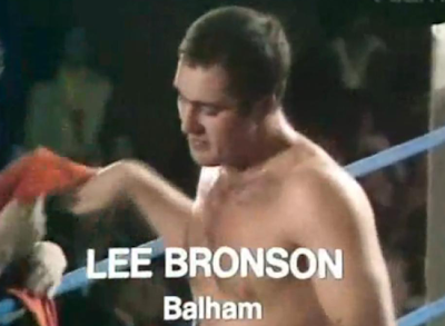 Hairy hunk lee bronson was a sexy as fuck british wrestler from the