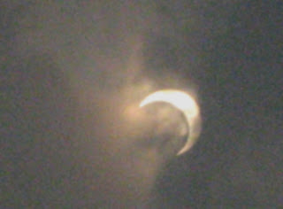 Solar Eclipse in Jamshedpur