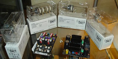 DACT DIY Audio Products