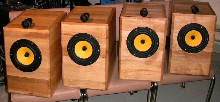 how to build bookshelf speakers