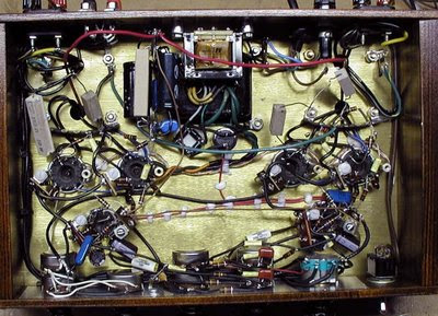 6T9 Push-Pull Tube Amp Point-to-Point p2p