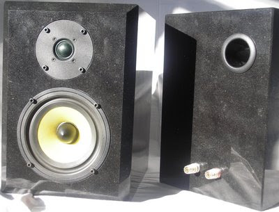 Granite Speakers Seas G17REX/P Woofer 27 TFFC Tweeter