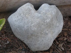 My biggest heartshaped rock....
